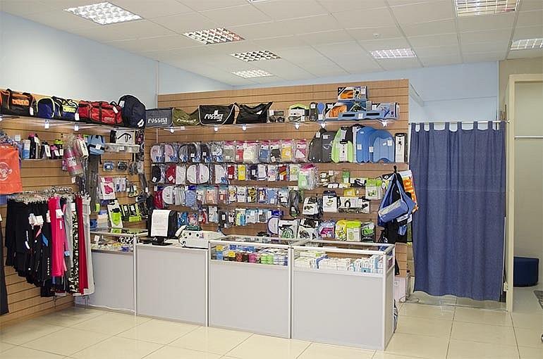Магазин товаров для плавания Вольный стиль в ТК Совёнок пав. О-23