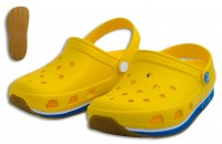 Сланцы Crocs - Retro Clog