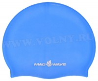 Шапочка для плавания Mad Wave Light Big