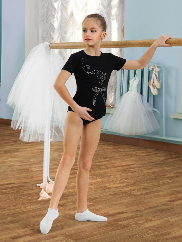 Мальчишки в балете в трусиках