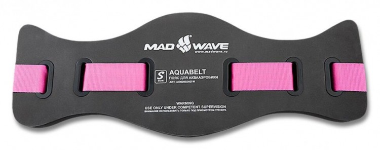 Пояс для аквафитнеса Mad Wave Aquabelt