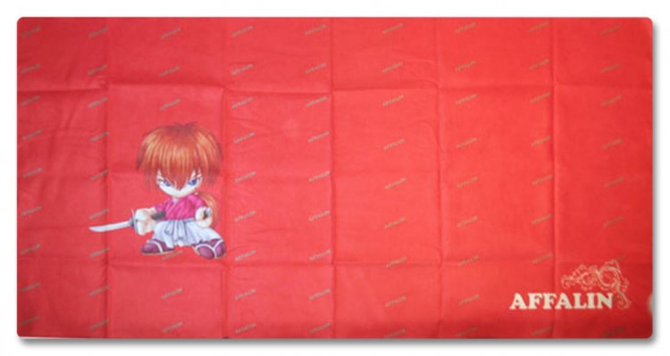 Полотенце из микрофибры AFFALIN Samurai Boy 60*120 см.