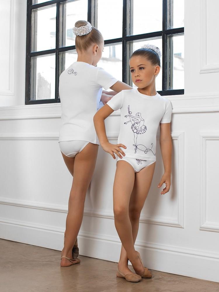 фото девочек в белых трусах 14 лет № 46435