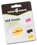Беруши Mad Wave Ear Plugs silicone  8