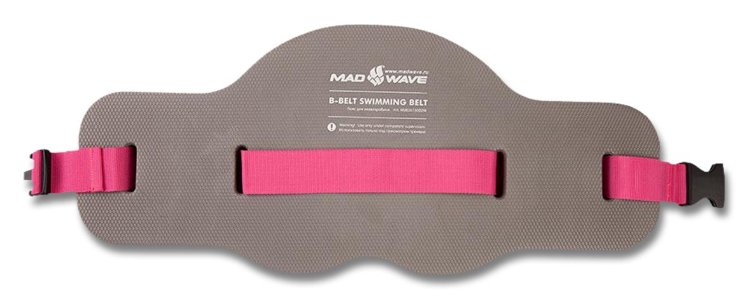 Пояс для аквафитнеса Mad Wave Swimming B Belt
