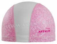 Шапочки для плавания Affalin Arena Knit silicon